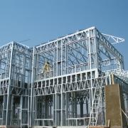 سازه فولادی 2